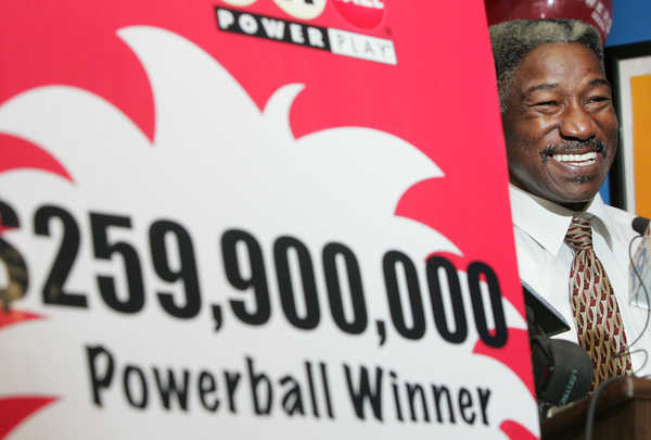 A retired South Carolina state employee who spent two bucks on the lottery last week is the winner of a $260 million Powerball jackpot. Solomon Jackson Jr., of Columbia, refused Tuesday to say much about himself or his plans, including whether he will take his winnings annually over three decades or in a $129 million lump sum. Jackson did reveal he was an assistant supervisor for the state Revenue Department who retired in 2000. He said he is married but would not say how many children he has.
