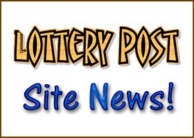 Lottery Post Site News